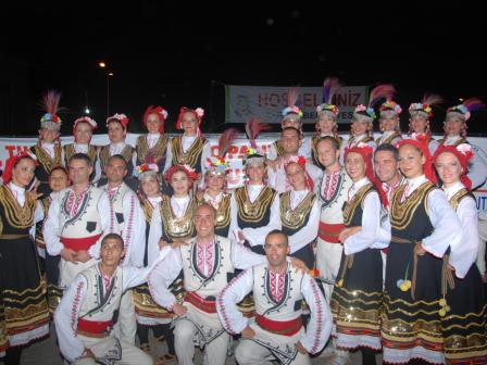 SUBA�I nda TUFAG Festivali Muhte�emdi