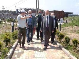 Türkiye de örneði olmayan projeler son aþamada