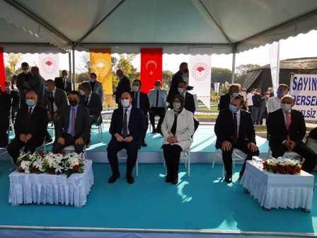 Türkiye nin projesini Bakan Pakdemirli açtý