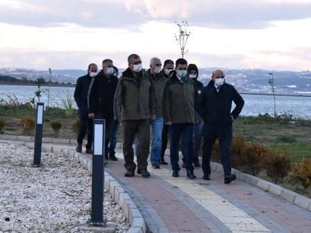 Hersek Lagünündeki projeler Türkiye ye örnektir