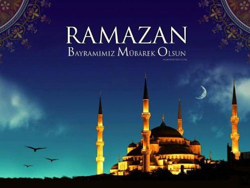 Yalova dan Ramazan Bayram� tebrik mesajlar�
