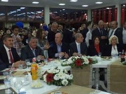 Atatürk Kültür Merkezi törenle açýldý