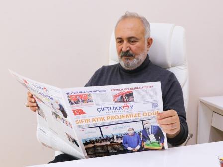Çiftlikköy Gazetesi 3. Sayisi Yayinda
