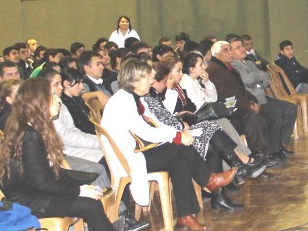 Özel Yalova Hastanesi nden öðrencilere seminer