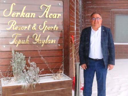 Baþkan SALMAN, MARKA toplantýsý için Düzce deydi