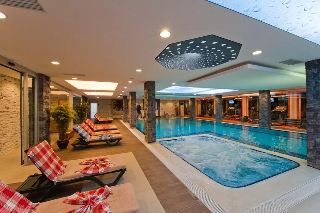 Elegance Resort ta konfor ve hizmet